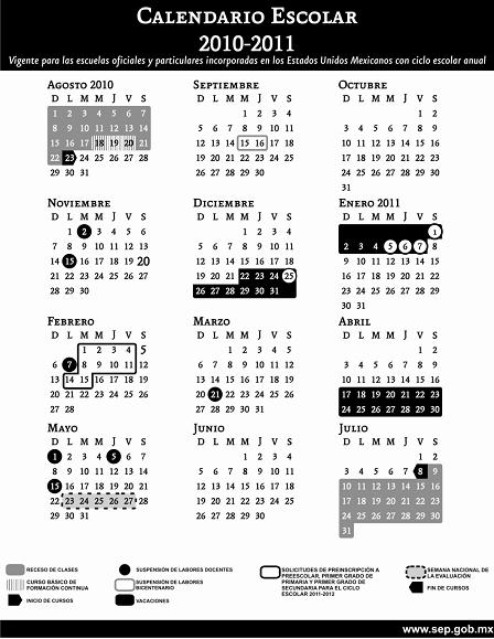 Calendario Julio Del 2000.Calendario Escolar Oficial Sep 2019 2020 Calendariolaboral