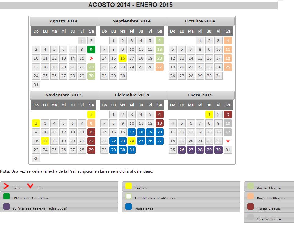 calendario escolar uv 2014-2015