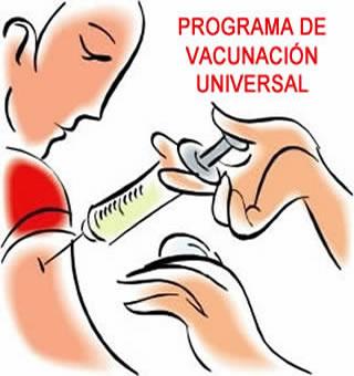 Calendario de Vacunación 2017