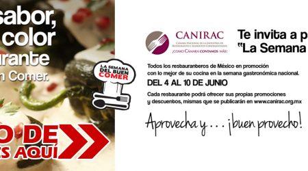 Semana del Buen Comer Mexico