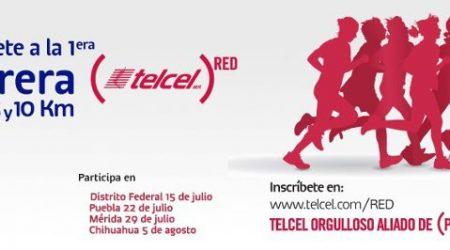 carrera telcel 2012
