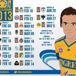 calendario tigres
