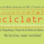 Calendario Reciclatrón 2015
