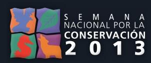semana nacional por la conservacion 2013
