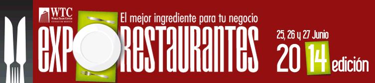 expo restaurantes 2014