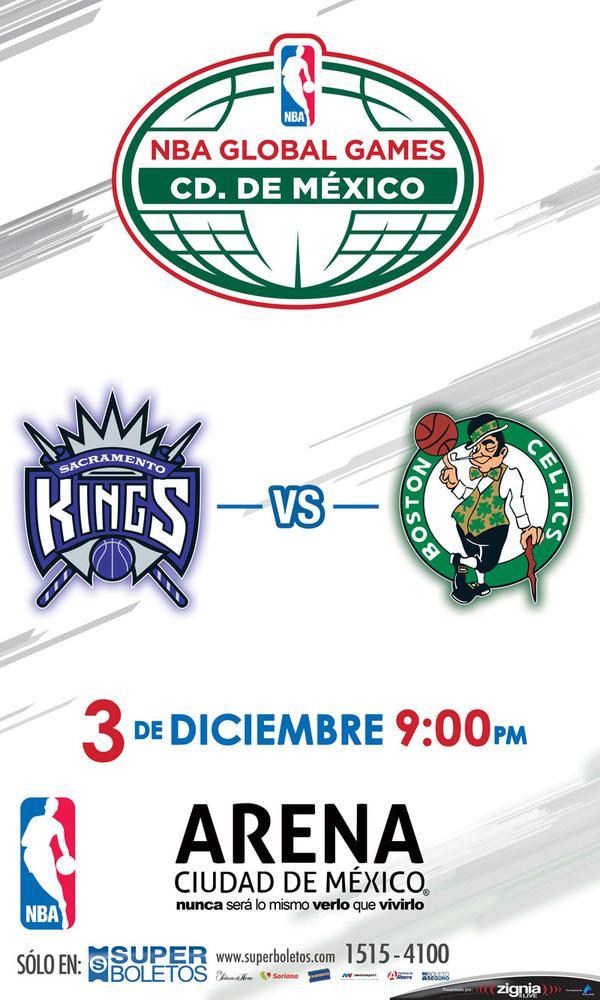 NBA en México