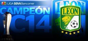 leon campeon clausura 2014 liga bancomer mx