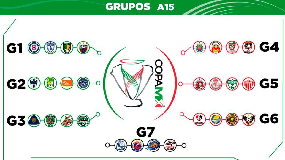 Copa Mx Apertura 2015